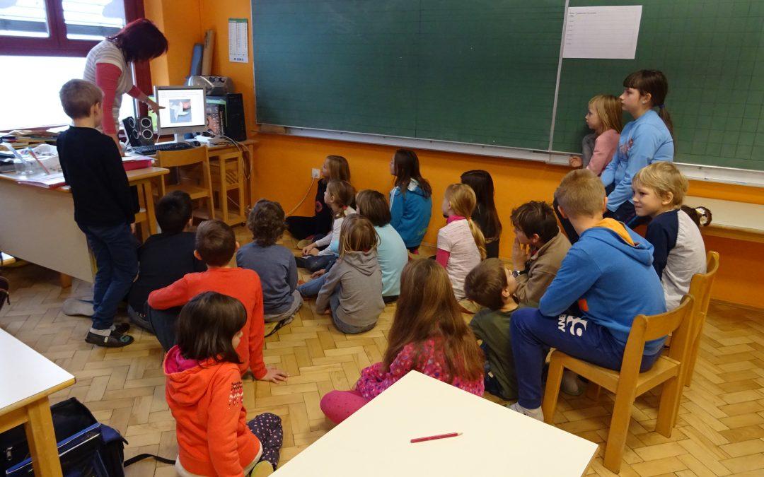 Vrednota solidarnosti povezala drugošolce in petošolce