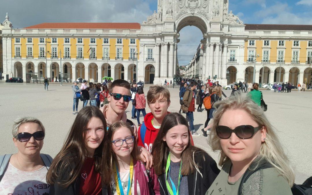 Tretji dan na Portugalskem