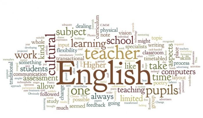 Šolsko tekmovanje iz angleščine za 9. razrede
