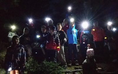 Z lučkami na Goropeke