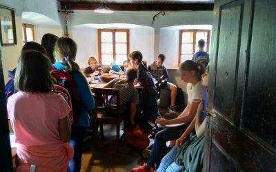 Kulturni dan učencev šestih razredov
