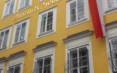 Nagradni izlet 2018: Salzburg, 1. junij 2018